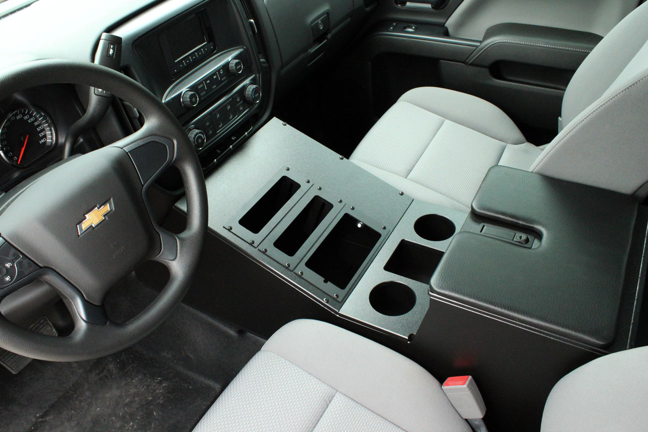 2014 Chevy Truck Console