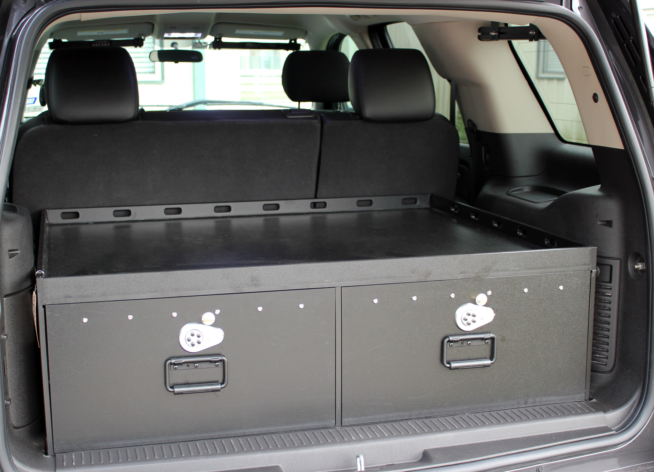 Two Drawer Tahoe Poly Vault